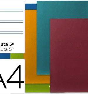 Caderno A4 2 linhas (1 unidade)