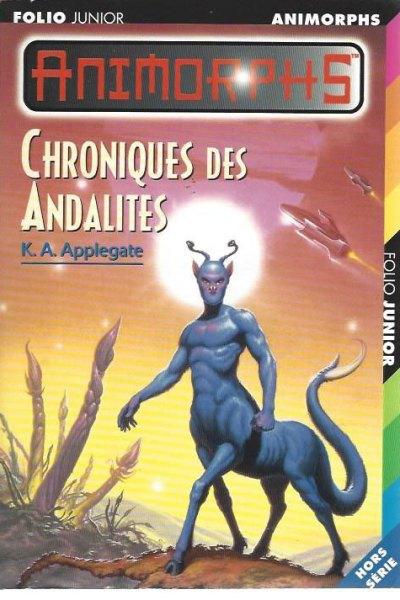 Chroniques des Andalites
