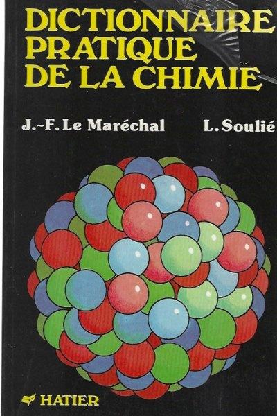 Dictionnaire pratique de la chimie