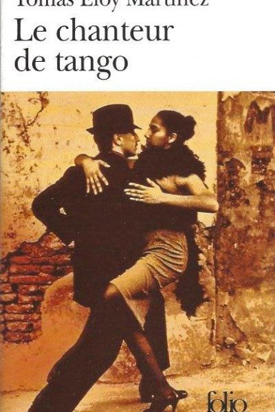 Le chanteur de tango