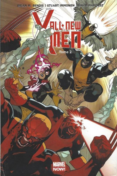 All-New X-Men, tome 2