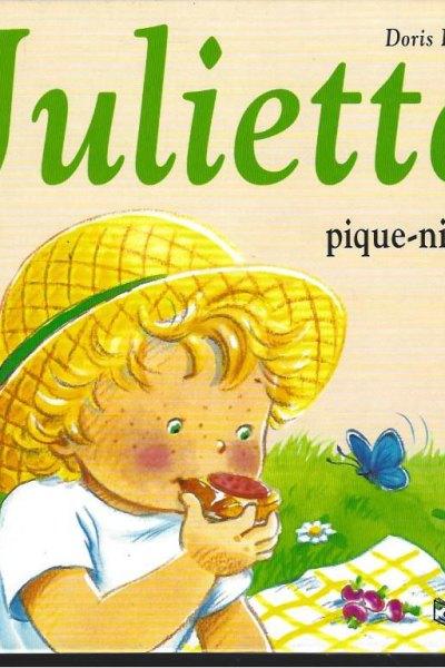 Juliette pique-nique