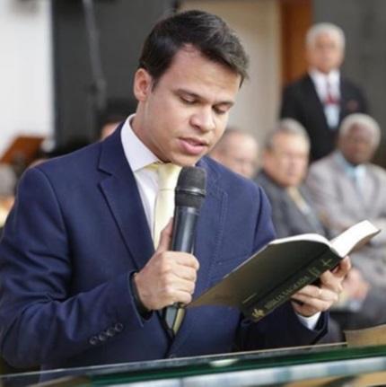 Consolidando Meu Ministério Pastor Elizeu Rodrigues