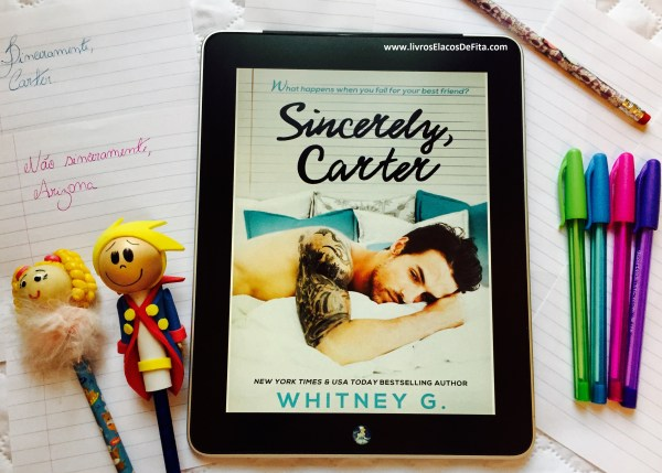 Sinceramente, Carter Whitney G.