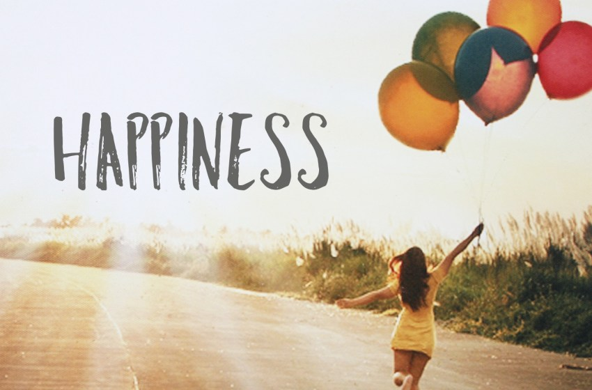 How happy are you?