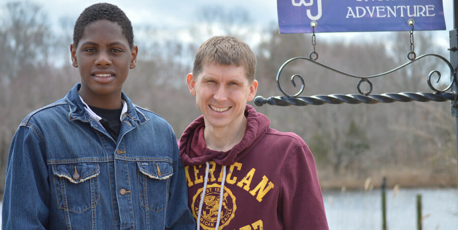 Long Island Youth Mentoring's Mission