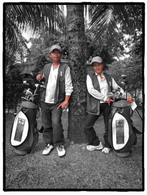 Golf-Caddys