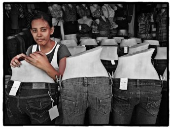 Jeans-Girl