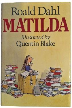 Influence on Many Levels: Matilda – Roald Dahl