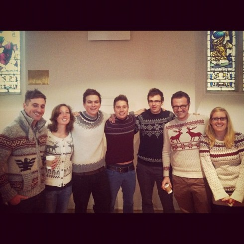 Christmas Jumpers 2011