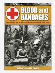 Third autumn book talk on Blood and Bandages on Wednesday 1st November