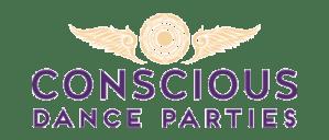 Conscious Dance Parties logo