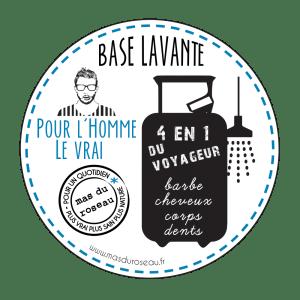 BASE LAVANTE DU VOYAGEUR 4 EN 1