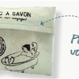 sac à savon
