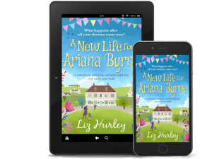 A New Life for Ariana Byrne - digital editions