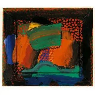 Patrick by Howard Hodgkin, 1993