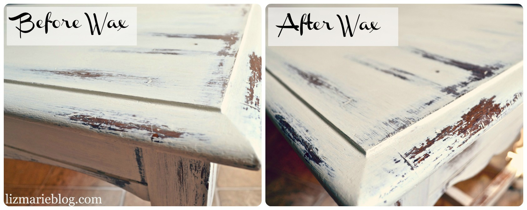 How to Wax Furniture images