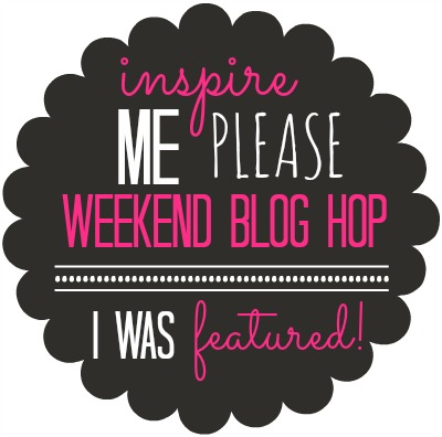 Inspire Me Please Blog Party Featured