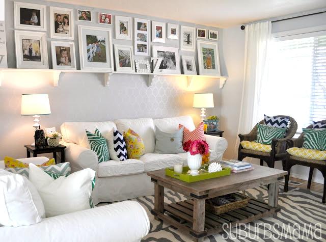 a living room 11