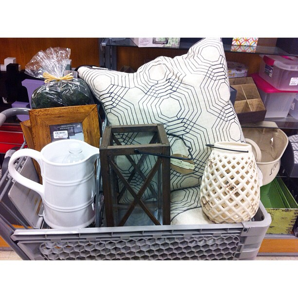 Decorative Pillows At Tj Maxx : Some New Pillows & A TJ Maxx Haul