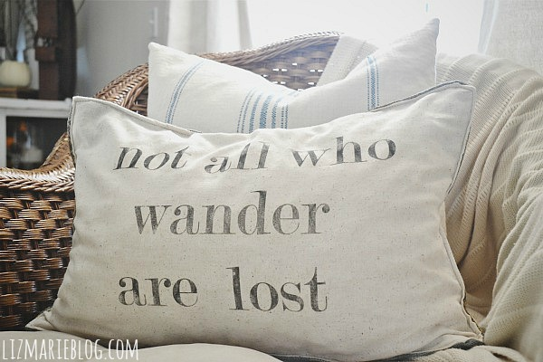 Lovely Pillow Sources