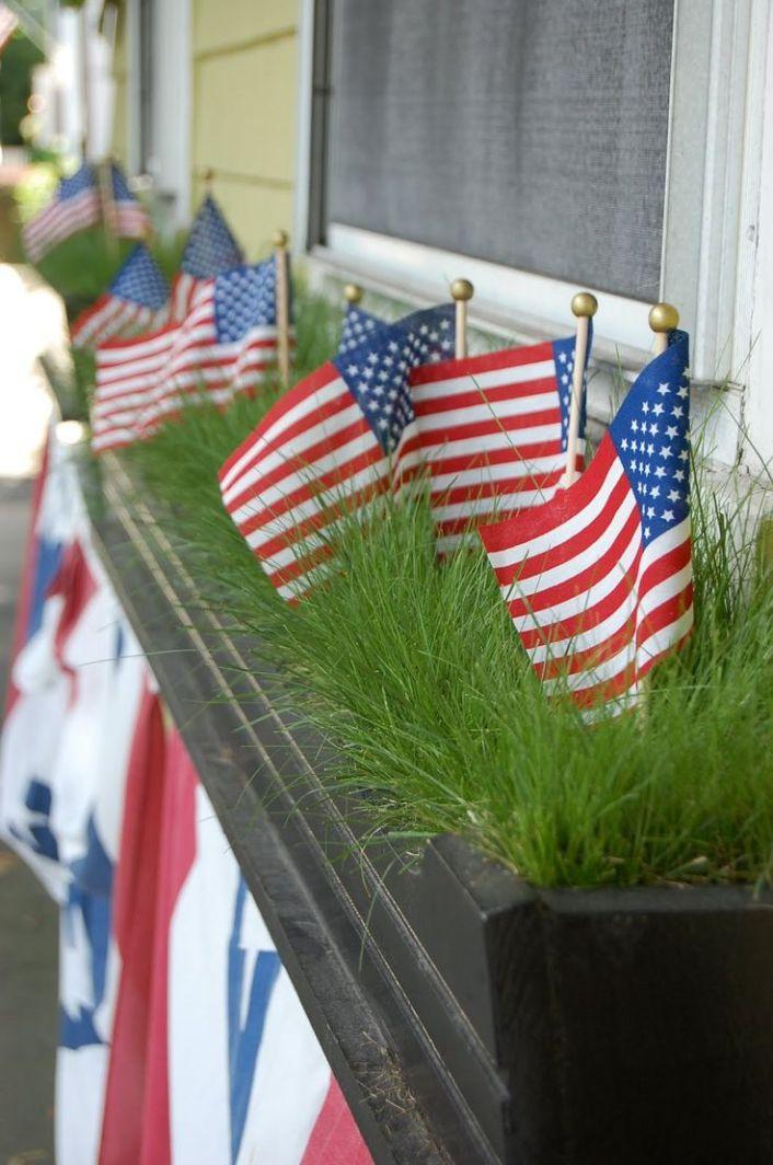 Katie Brown 20 Beautiful Ways To Display A Flag