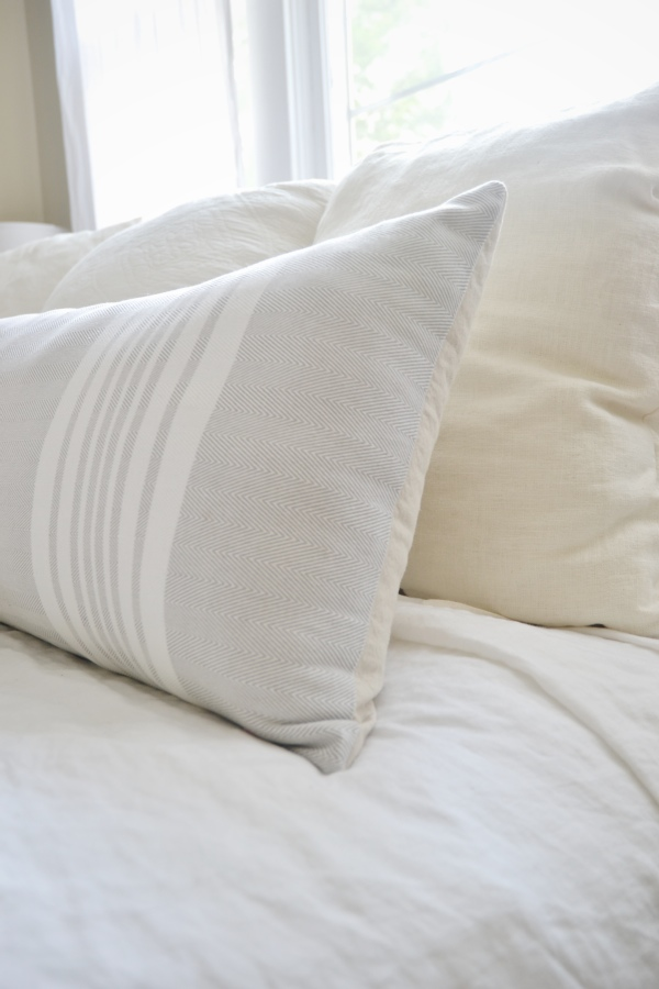 DIY Extra Long Lumbar Pillow Liz Marie Blog Simple Extra Long Decorative Lumbar Pillow