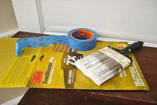 Diy Door Shelf Liz Marie Blog