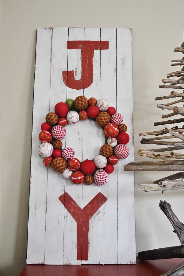 DIY Joy Sign See how easy