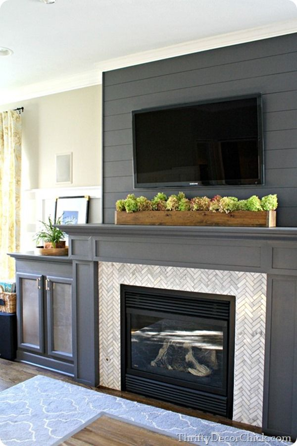 See Through Fireplace Flooring Dream House Pinterest