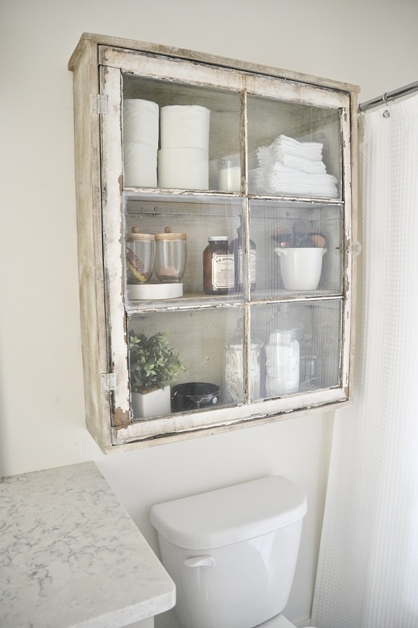Diy Bathroom Cabinet Liz Marie Blog