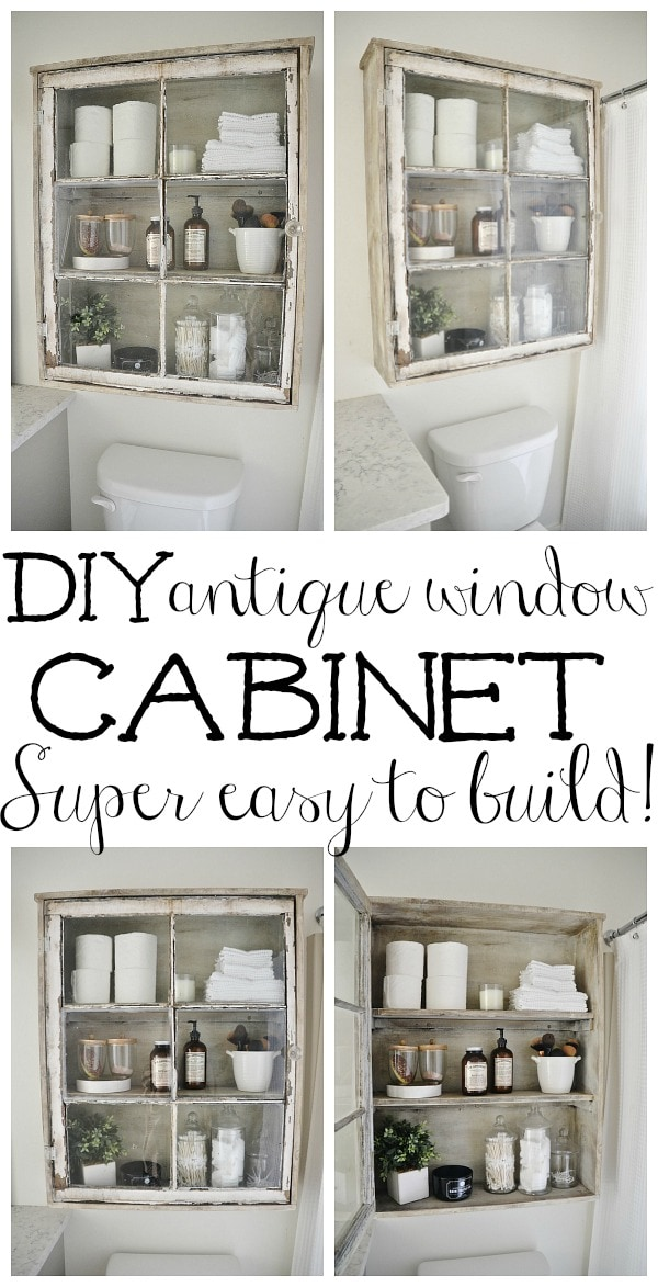 Diy Bathroom Cabinet Liz Marie Blog