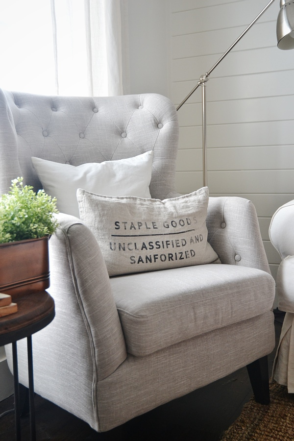 the best tufted neutral chairs liz marie blog