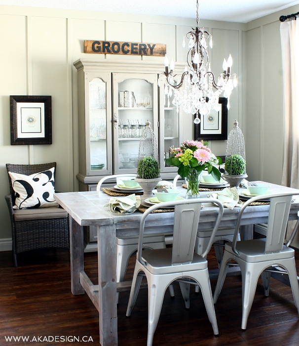 Cottage Dining Room: Favorite Things Friday : AKA Design