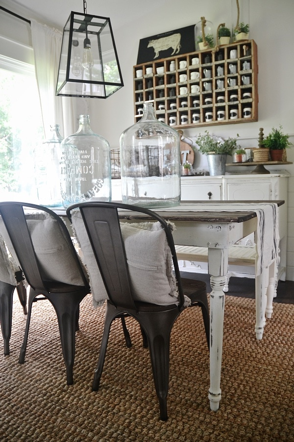 New We are so excited about our new DIY farmhouse table u whenever Mr LMB builds us something it is just extra special u adds so much meaning to our home