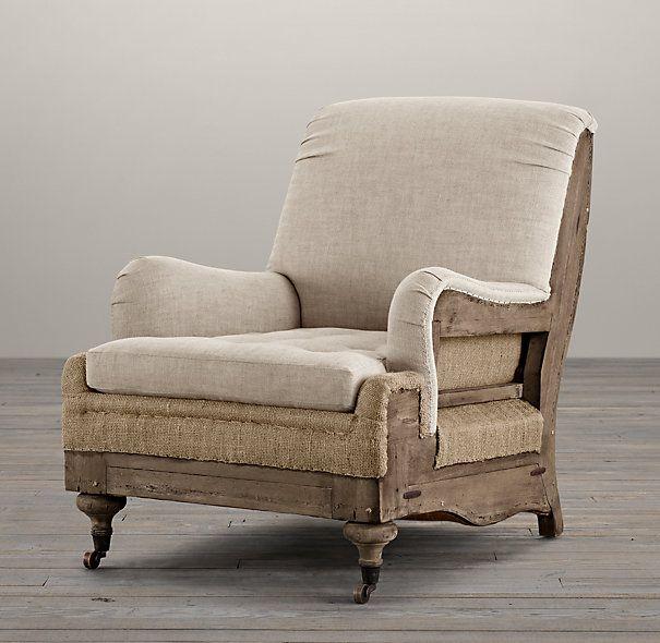 Deconstructed Chair Liz Marie Blog