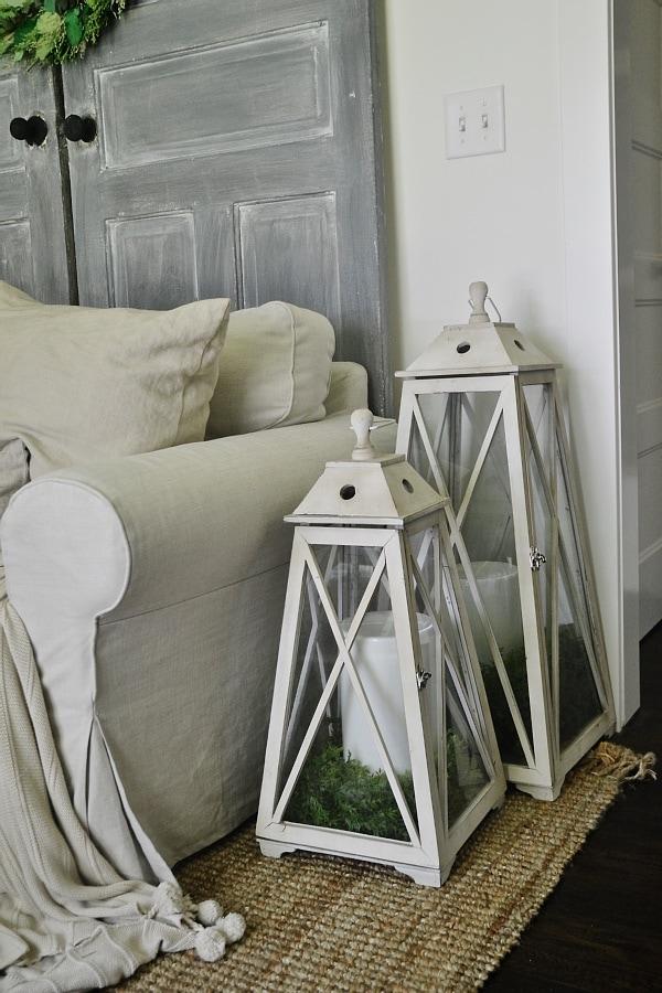 Lanterns Changing Living Room Amp A New Hashtag Liz