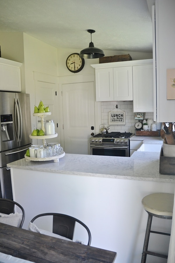 Spectacular We love our quartz countertops u have no regrets about them at all Of course there are other great countertop options u I um not putting any of them down