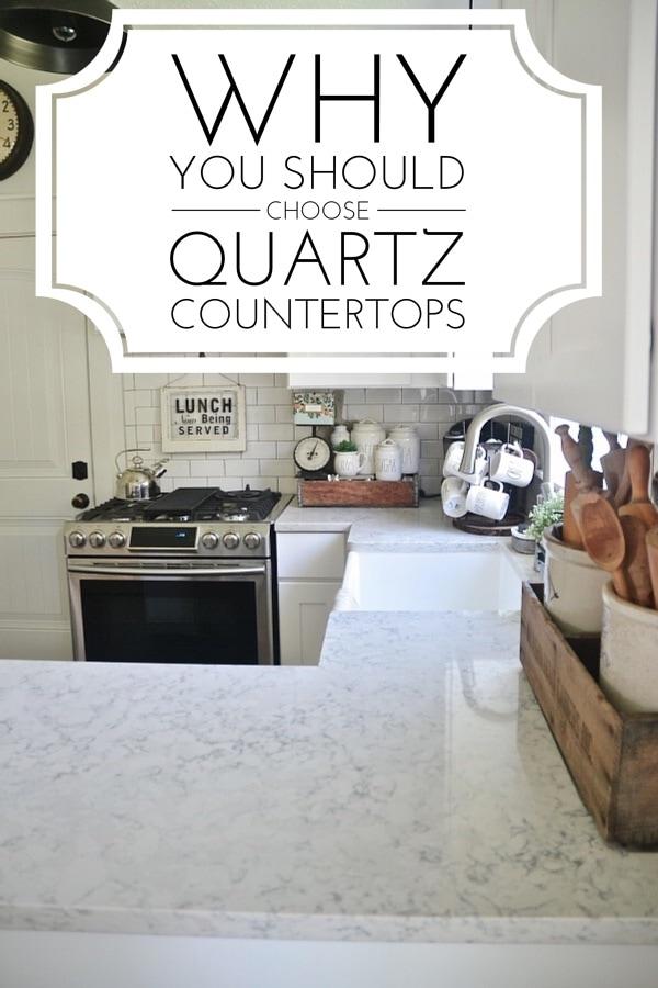 Quartz Countertop Review U2013 Pros U0026 Cons