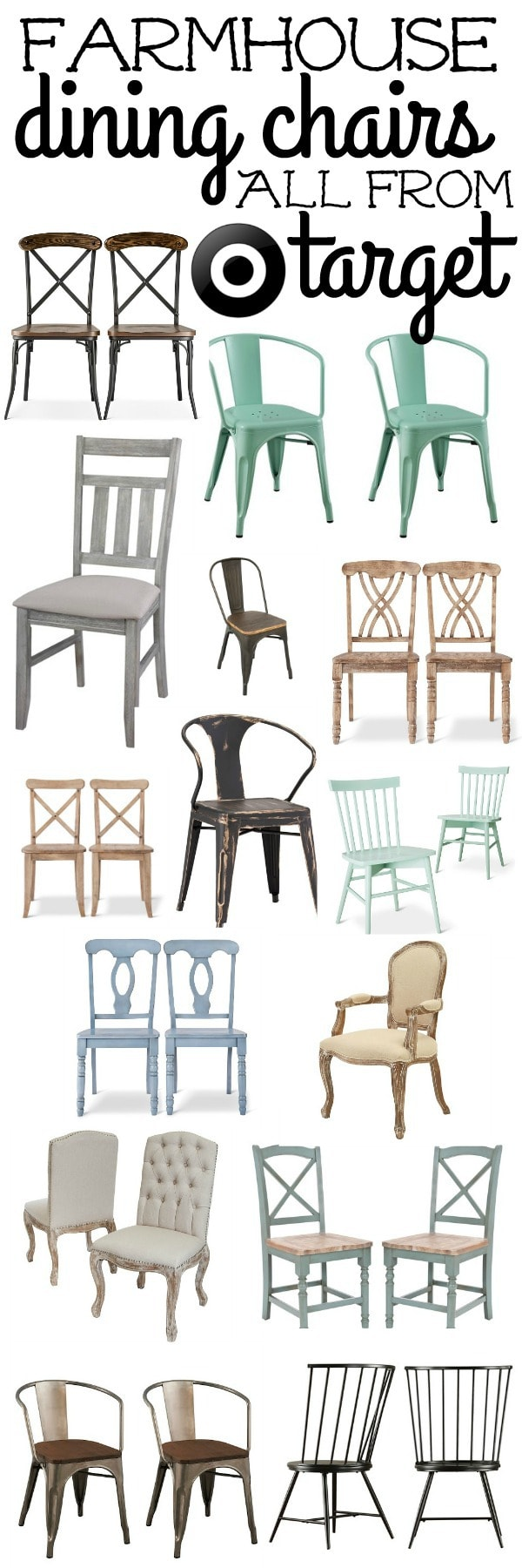 Farmhouse Dining Chairs