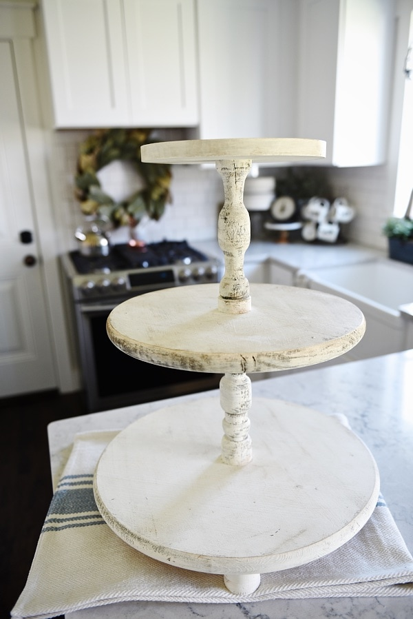 Diy Three Tiered Tray Liz Marie Blog
