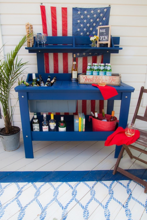 the-patio-potting-table-turned-DIY-bar-cart-www.heatherednest.com-3