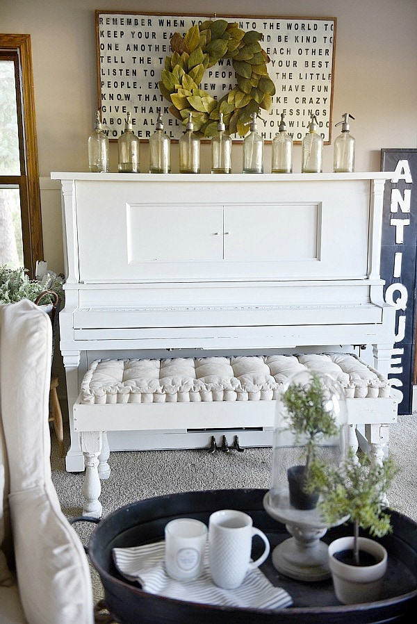 How To paint your piano An easy
