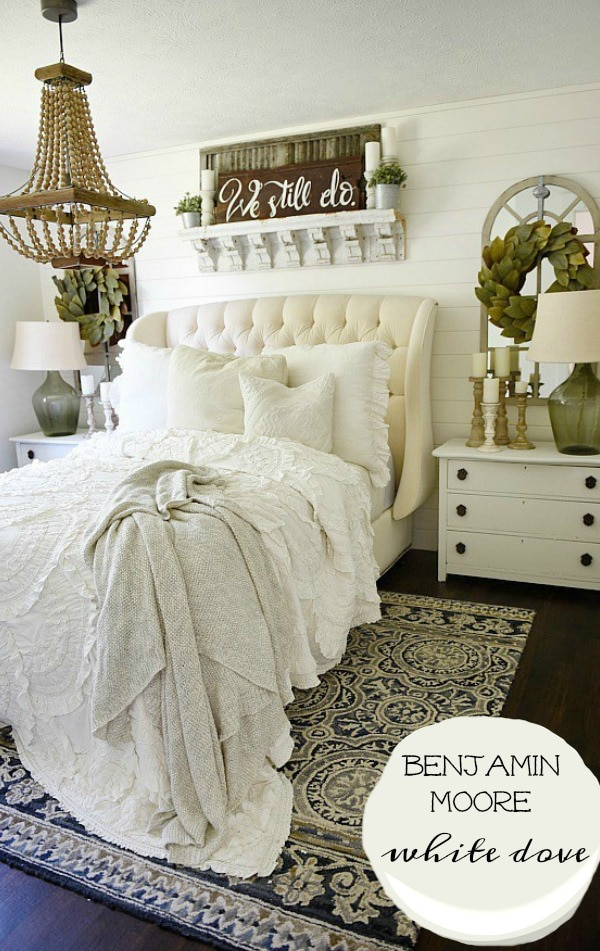 The Best Rustic Farmhouse White Paint   A Must Pin For The Best Neutral  White To