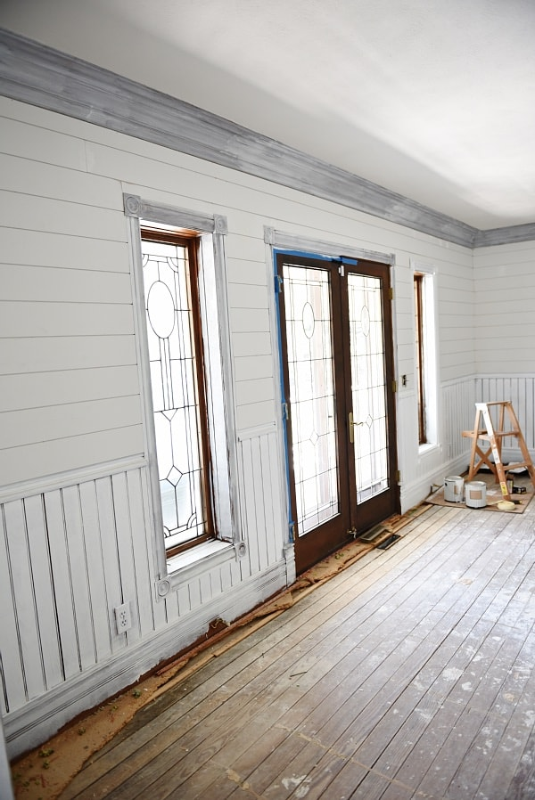Dining Room Makeover Shiplap Update Liz Marie Blog
