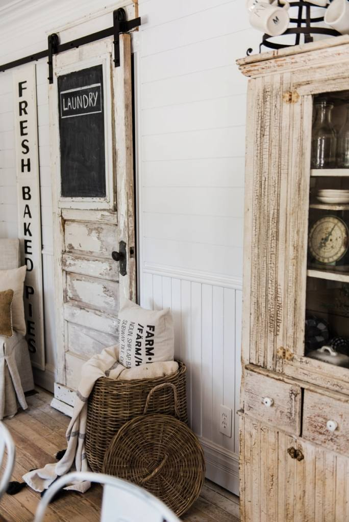 Sliding Barn Door Laundry Room Door Liz Marie Blog