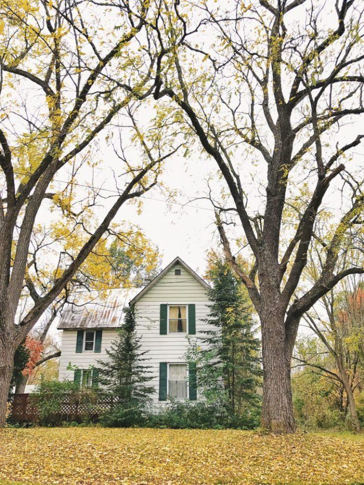 Farmhouse Fall Style - Liz Marie Blog