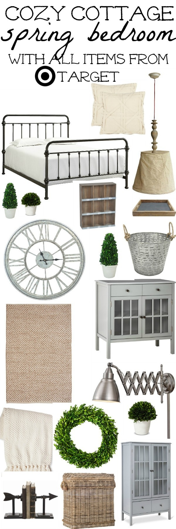 The best design inspiration boards of 2016 liz marie blog for Spring hill designs bedroom furniture
