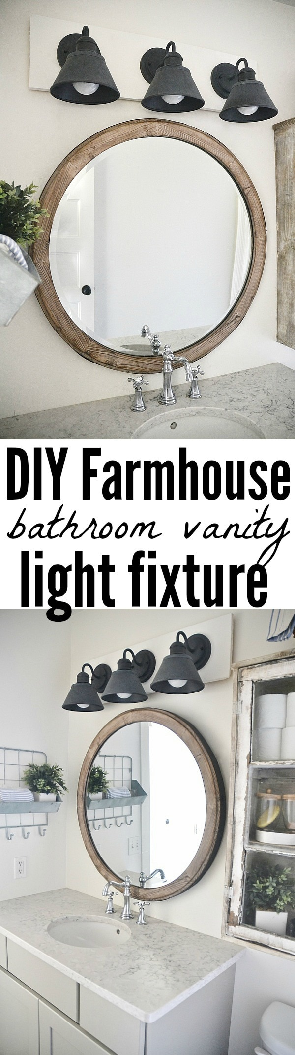 Check Out This DIY Light Fixture [HERE]