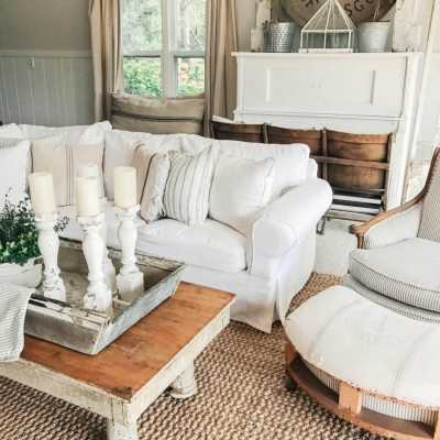 Custom Ikea Furniture Slipcovers